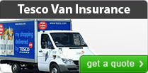 tesco van insurance